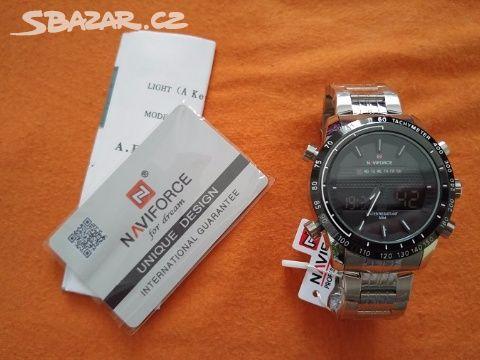 5187fa30620 Pánské značkové hodinky Naviforce - 4 barvy - Kladno - Sbazar.cz