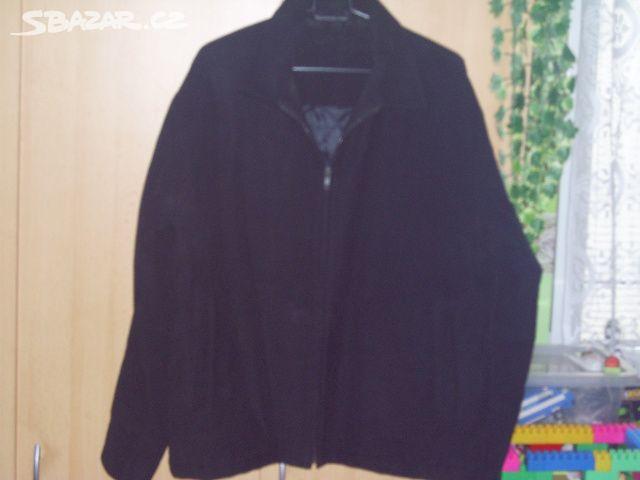 812d5a750 černá pánská bunda jaro/podzim,vel.M/L - Orlová, Karviná - Sbazar.cz