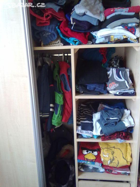 Prodám chlapecké oblečení vel.110-122-128. Inzerát byl odebran z oblíbených. 25cd7d32fe
