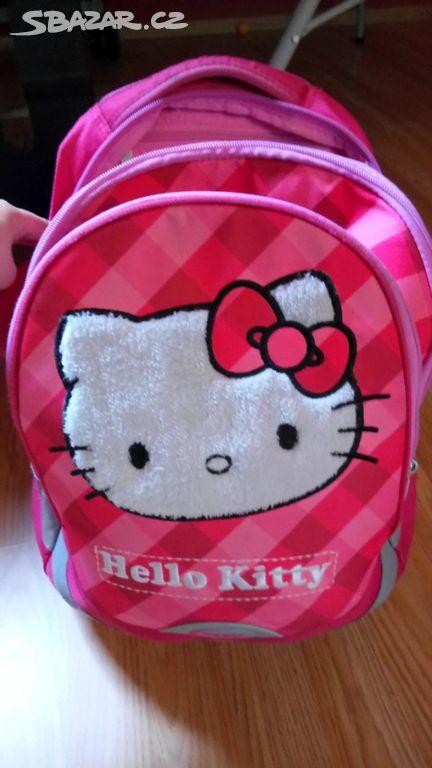 Školní batoh HELLO KITTY.Poštovné v ceně 6888be2d3b