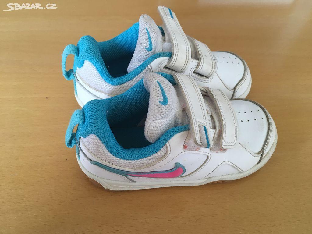 Nike tenisky vel.25 - Praha - Sbazar.cz 3b35e59829