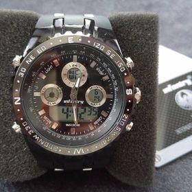 749 KčKladno. Luxusní pánské sportovní led hodinky 0012126c095