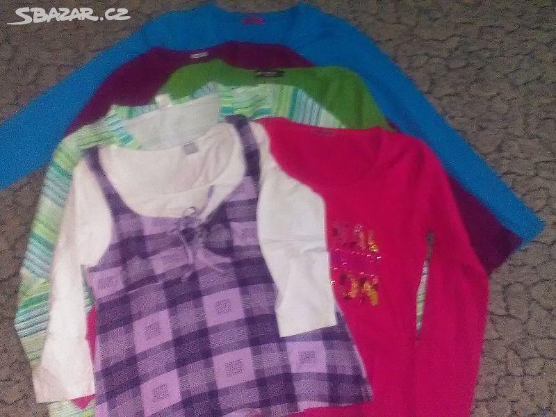 bfe6e8933d9 Prodám dámská trička s dlouhým rukávem - Olešnice