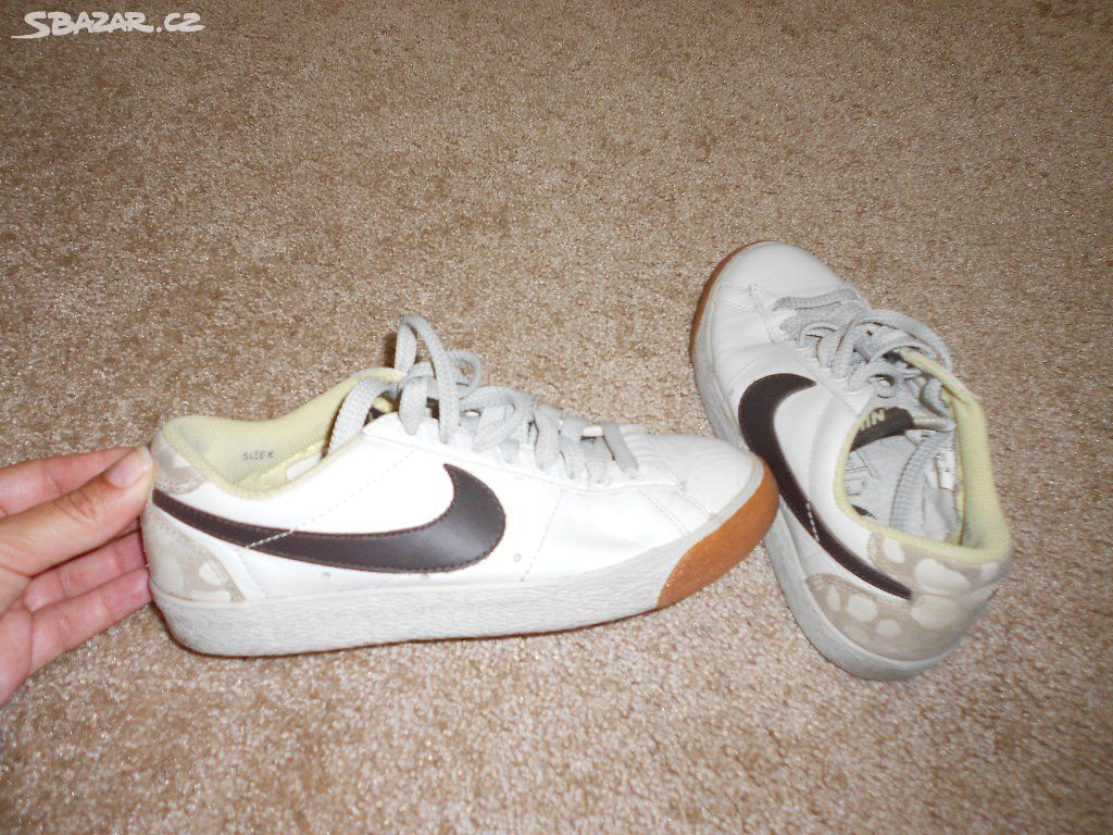 Boty botasky Nike vel. 36 - Kroměříž - Sbazar.cz f24977d78ec