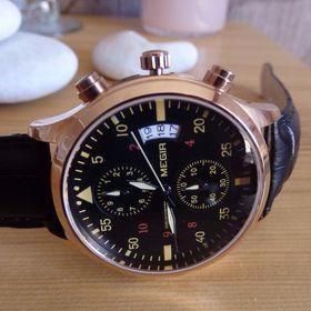 Pánské hodinky CHRONOGRAPH- MEGIR - Prostějov - Sbazar.cz 2a06af80f8