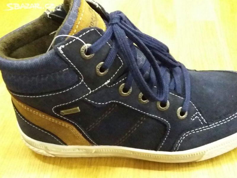 a0466f44f63 Dětské boty Superfit Gote-tex nové 32