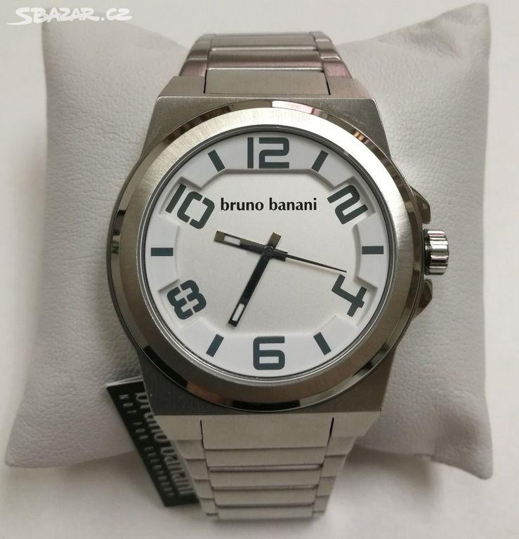 BRUNO BANANI BR21126 pánské hodinky VÝPRODEJ - Tábor - Sbazar.cz f0b5d82bf7