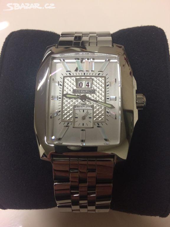 4f2c0a59312 Prodám hodinky Breitling for Bentley. - Zlín - Sbazar.cz
