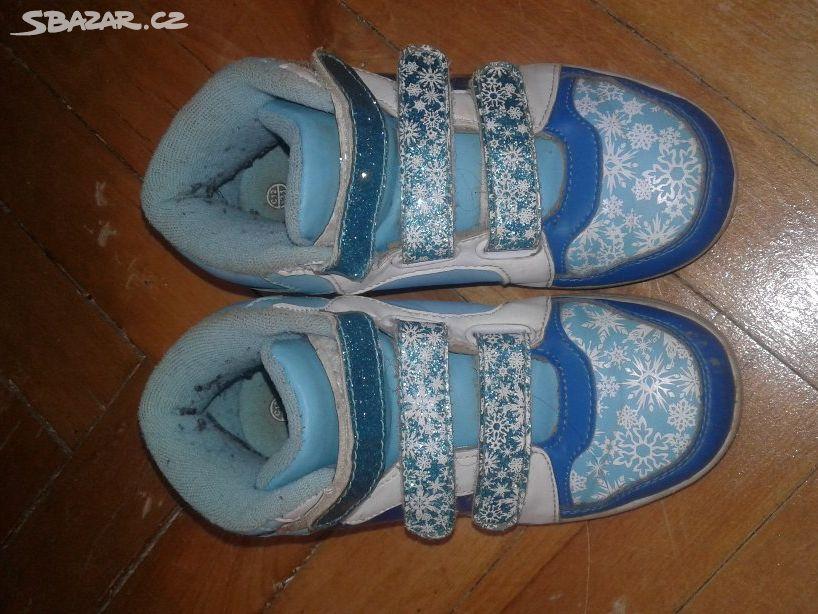 Dětské svítící boty. - Tišnov 9ae3dd7a41