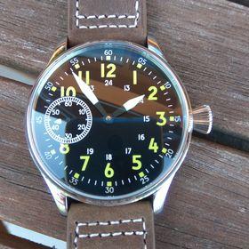Inzeráty hodinky vojenske - Bazar hodinek 7bd575baf27