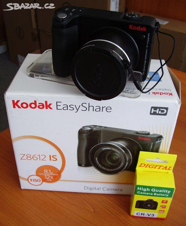 3ab7b8f27 Fotoaparát Kodak EasyShare Z8612 IS - sleva - České Budějovice ...