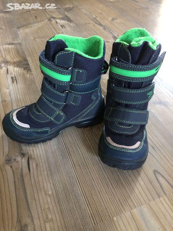 Dětské zimní boty Superfit - Horní Kalná 9cc8bd5a81