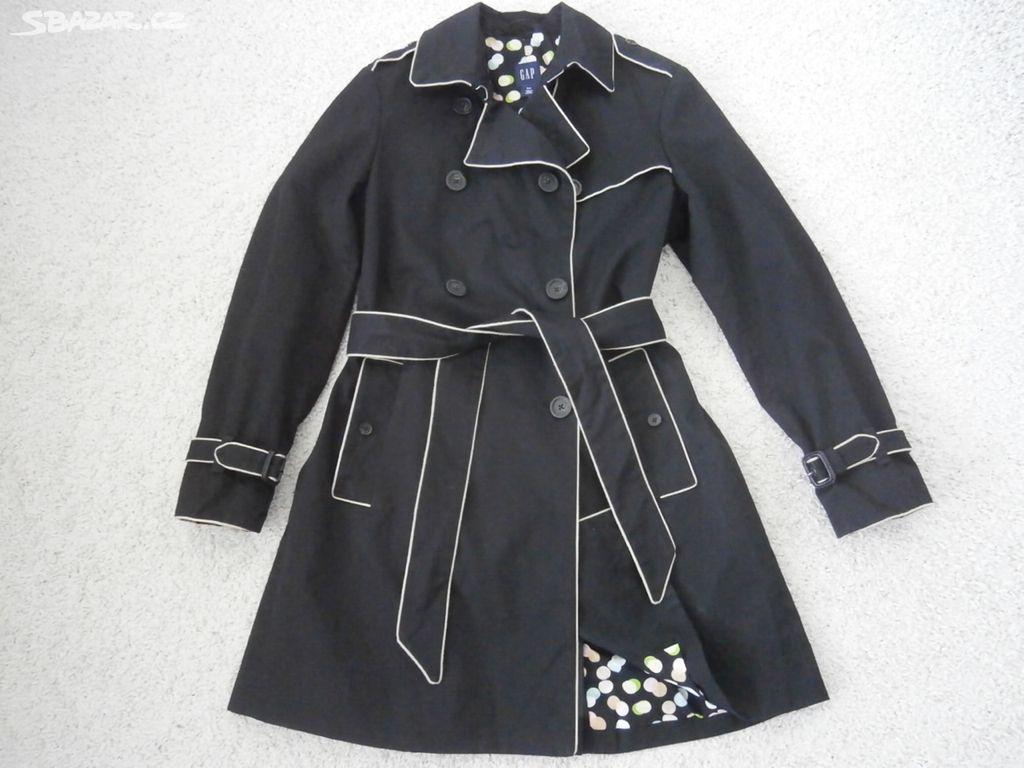GAP dámský kabát trenčkot vel. M 7e210b43cf