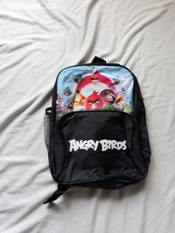 Novy Angry Birds batoh - Hradec Králové - Sbazar.cz f7d58fe125