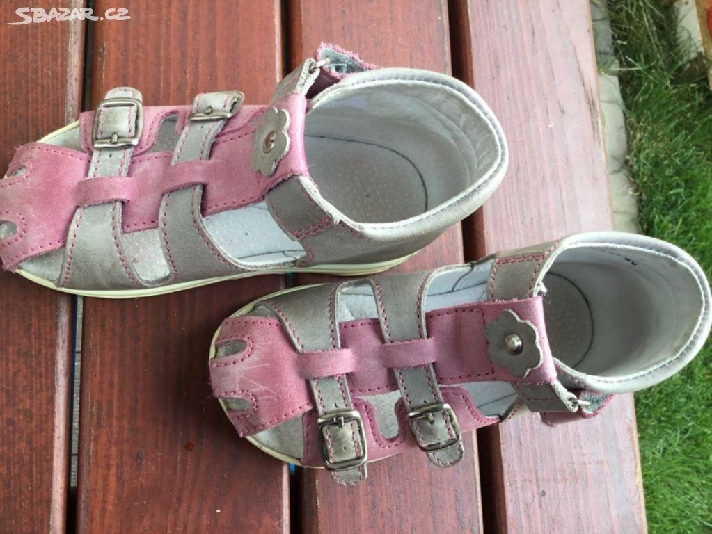Dívčí sandálky zn. Fare c0a352ab3f