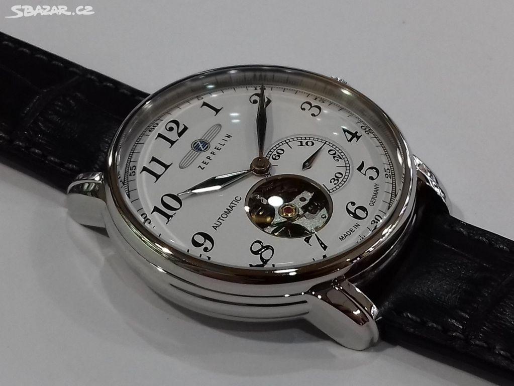 100% nové hodinky zn. Zeppelin 3afd2835597