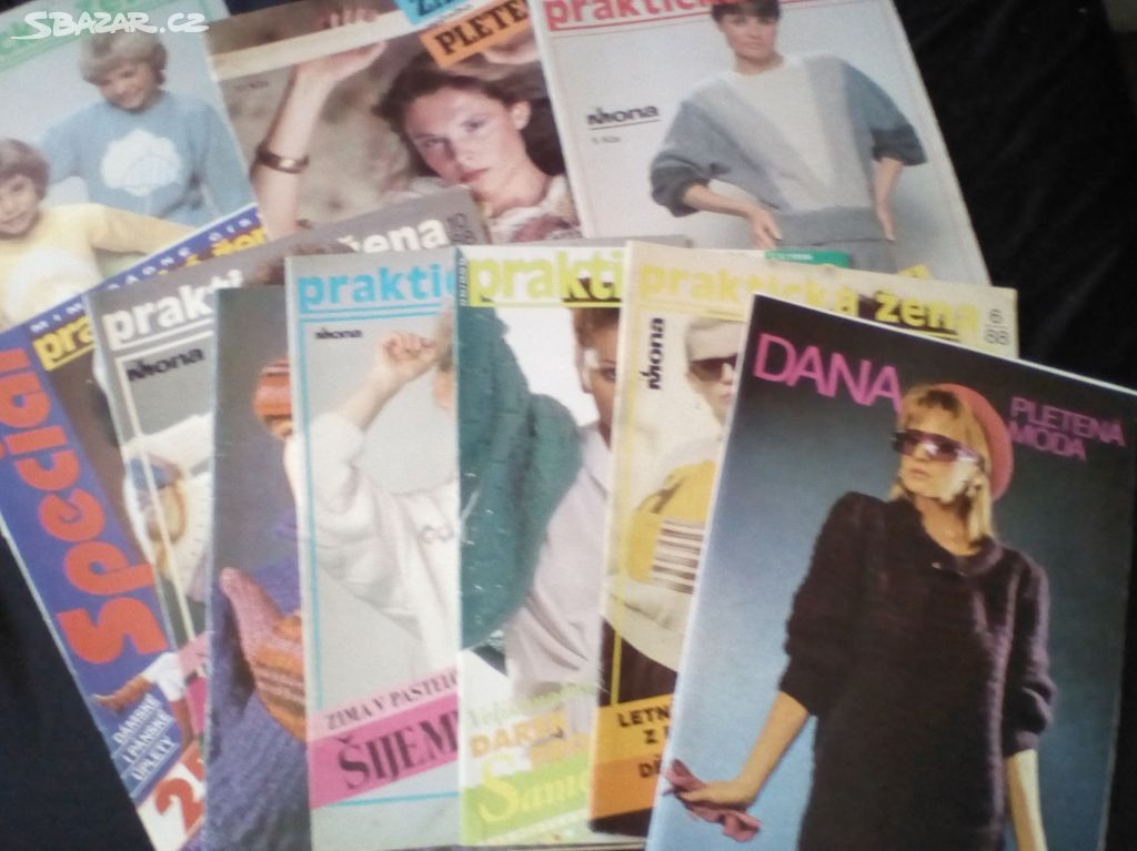 7cf4395aaca Časopisy Praktická žena