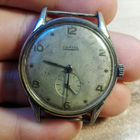 Inzeráty svycarske hodinky - Starožitné hodiny a hodinky - Sbazar.cz 35adaadcdbb