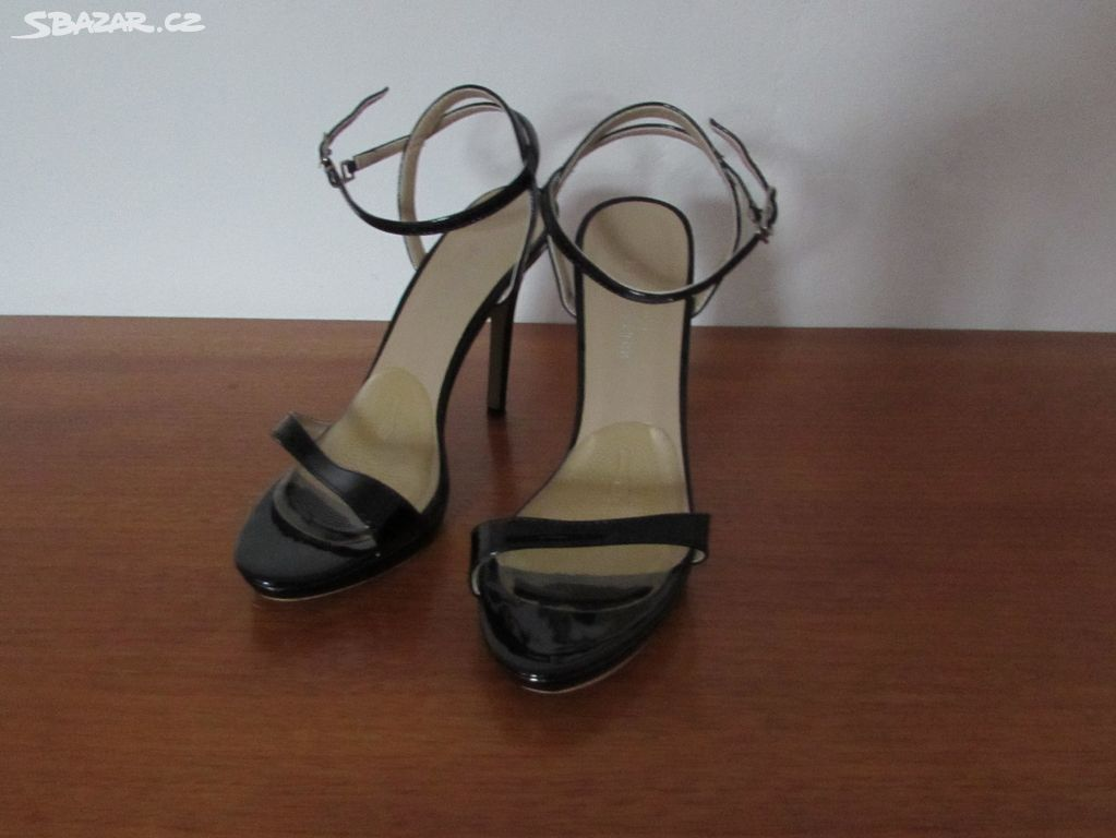 82c0c96bee02 Elegantní sexy sandálky na vysokém podpatku - Kladno - Sbazar.cz