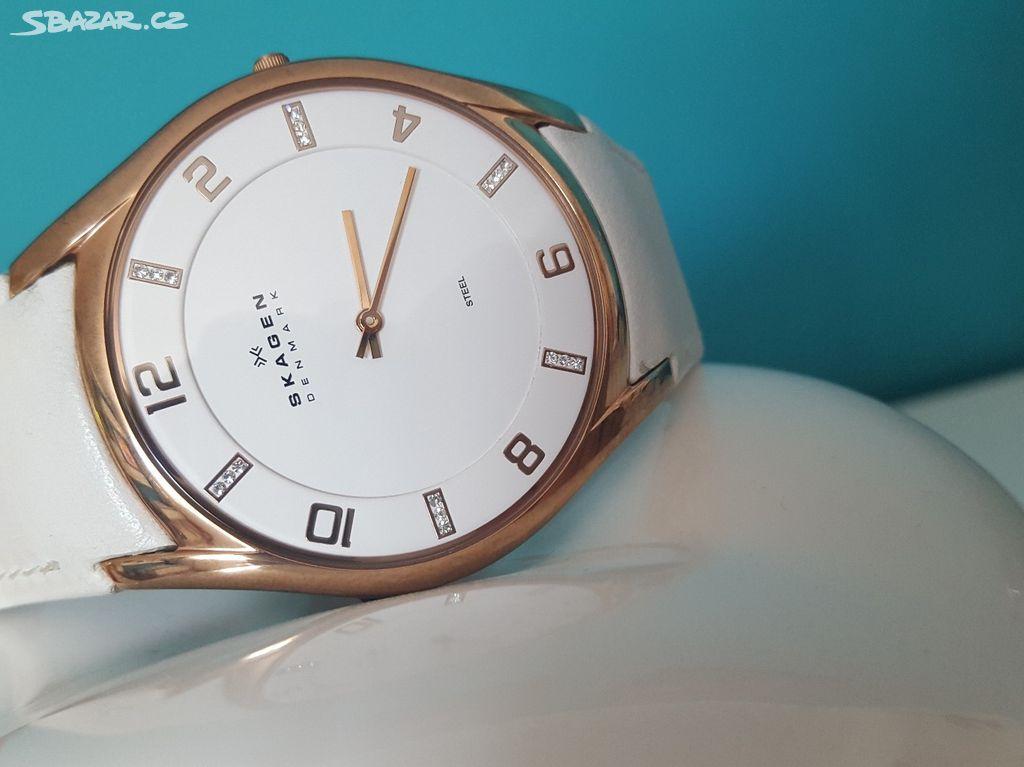 f12198d6e9 Skagen dámské luxusní hodinky - Plzeň - Sbazar.cz