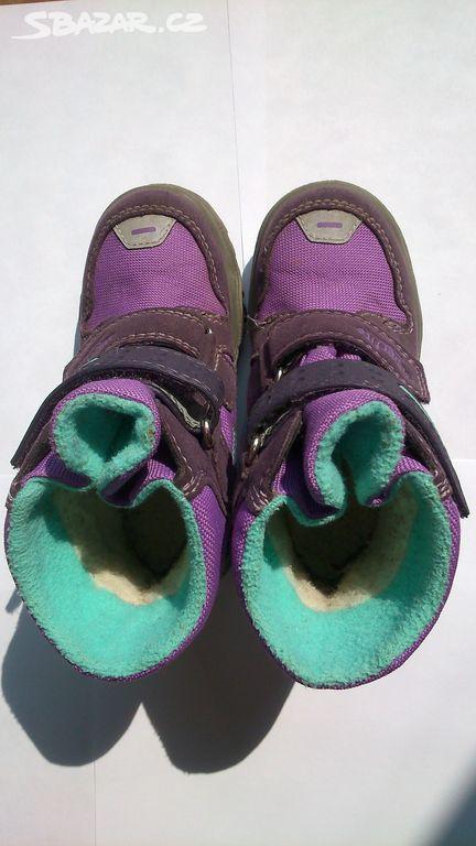 Zimní boty Superfit (Gore-Tex) 4892a926cc