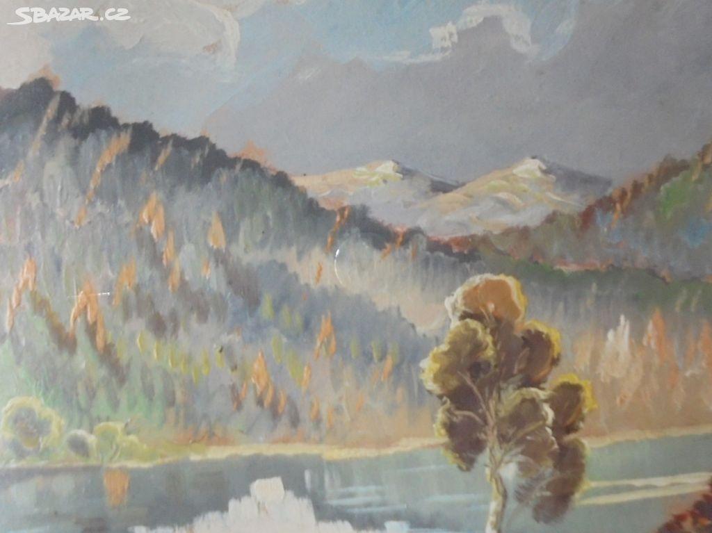 3b5fffce04 Aukční Emil Sedláček - Vysoké Tatry