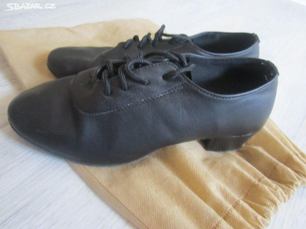 Prodám chlapecké taneční boty - Třebíč - Sbazar.cz 6e9663e206