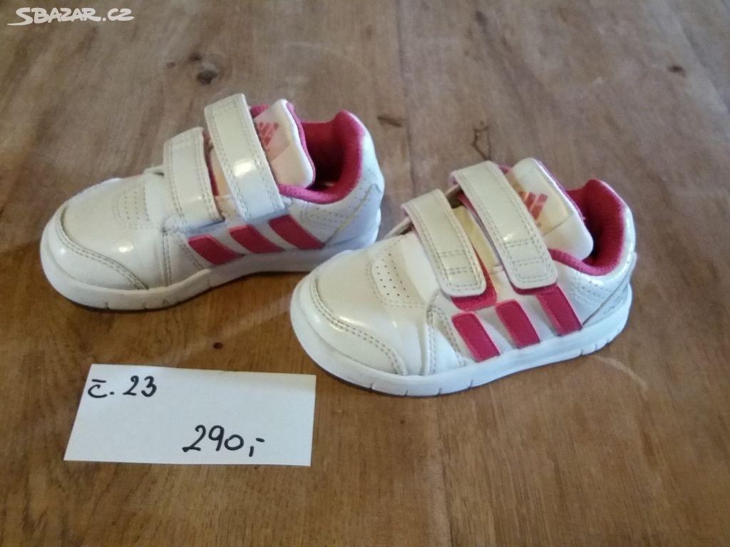 f9f94962b0b Dětské boty Adidas vel.23 - Liberec - Sbazar.cz