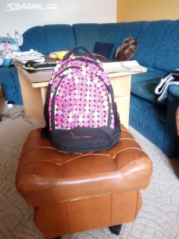 70c659dcd4c dívčí školní. batoh - Jaroměř