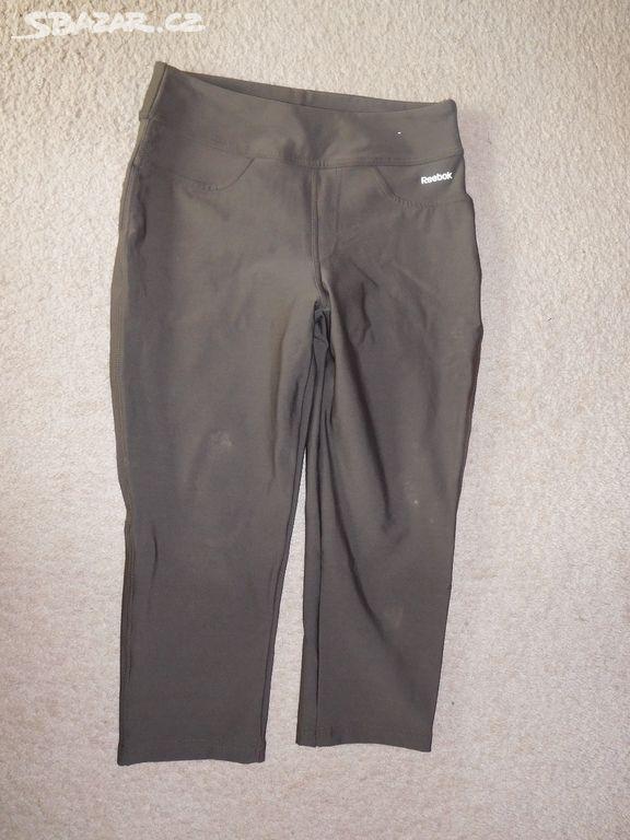 Elastické polodlouhé kalhoty REEBOK-vel.40 - Polička e8a68a965c