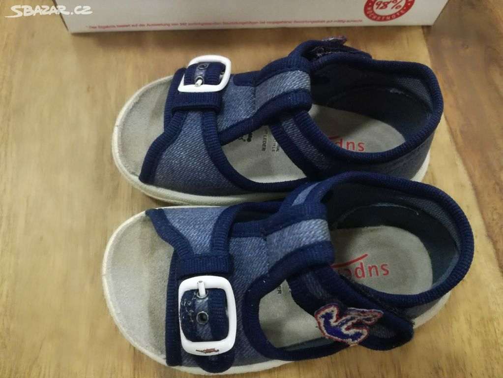 Dětské sandály bačkory Superfit - Zdice dc66704e14