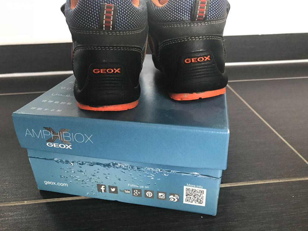 Prodám zimní podzimní boty Geox 1a1c29279e