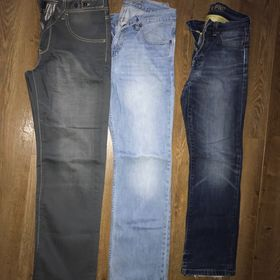 Inzeráty Pánské jeans - Bazar a inzerce zdarma - Sbazar.cz 1fdd1d2469