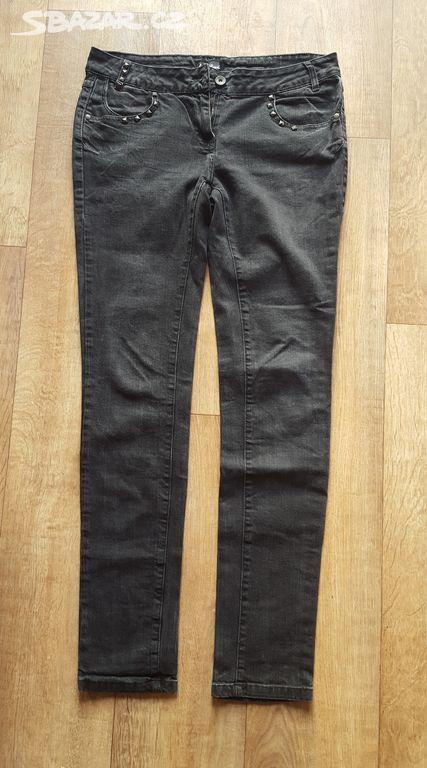 Černé dámské strečové džíny b3c12d4c18