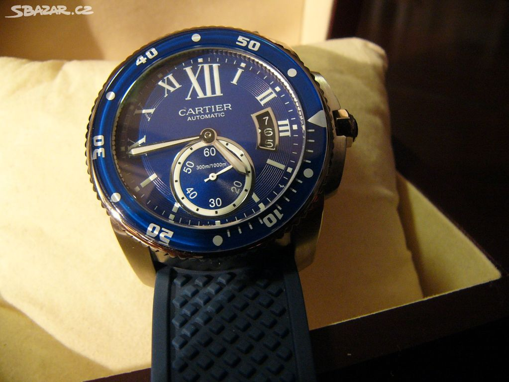 Prodám hodinky Cartier - Brno-město - Sbazar.cz f9da19ef2f1