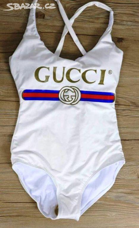 4cdf54ea1ab Plavky Gucci jednodílné. 2 barvy. Velikost S-XL. - Brno-venkov ...