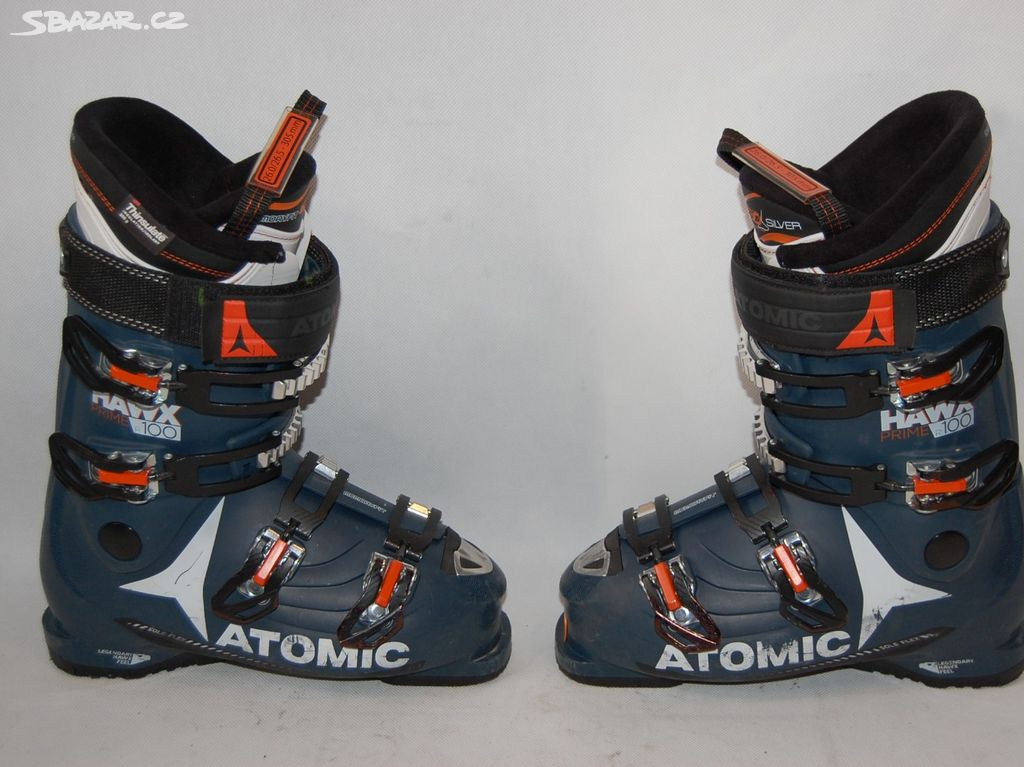VÝPRODEJ Lyžáky Atomic Hawx Prime R100 16 17 - Železný Brod ... 44a8b533a7