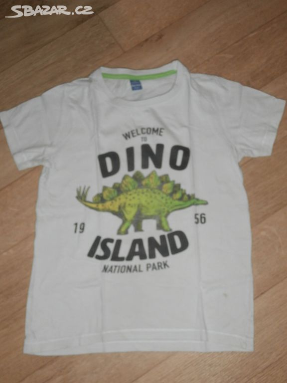 cb46d0cfd38 tričko Dinosauři