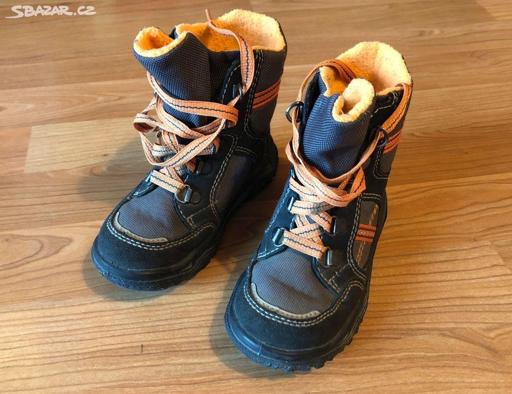 Dětské zimní boty Superfit 3e1b126ae0
