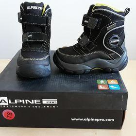 220 KčŽďár nad Sázavou. Dětské zimní boty ALPINE PRO vel. 22. Inzerát byl  odebran z oblíbených. 7170588e9c