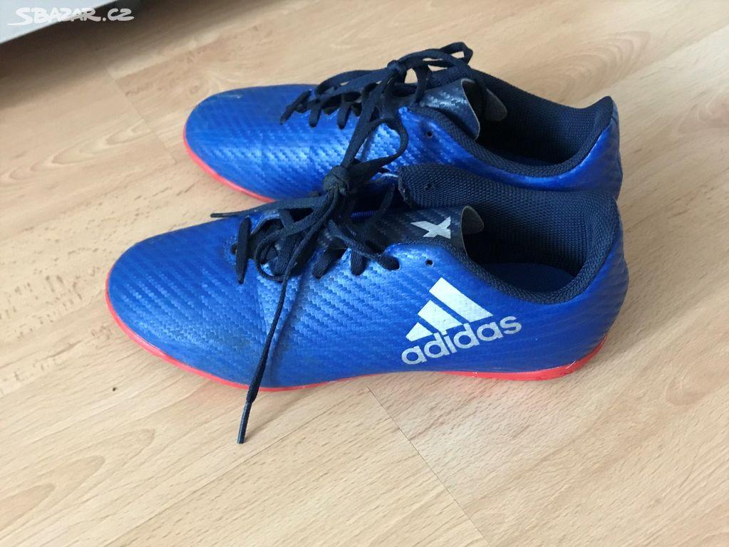 Prodám sálové boty Adidas - Ostrava - Sbazar.cz 376889a733