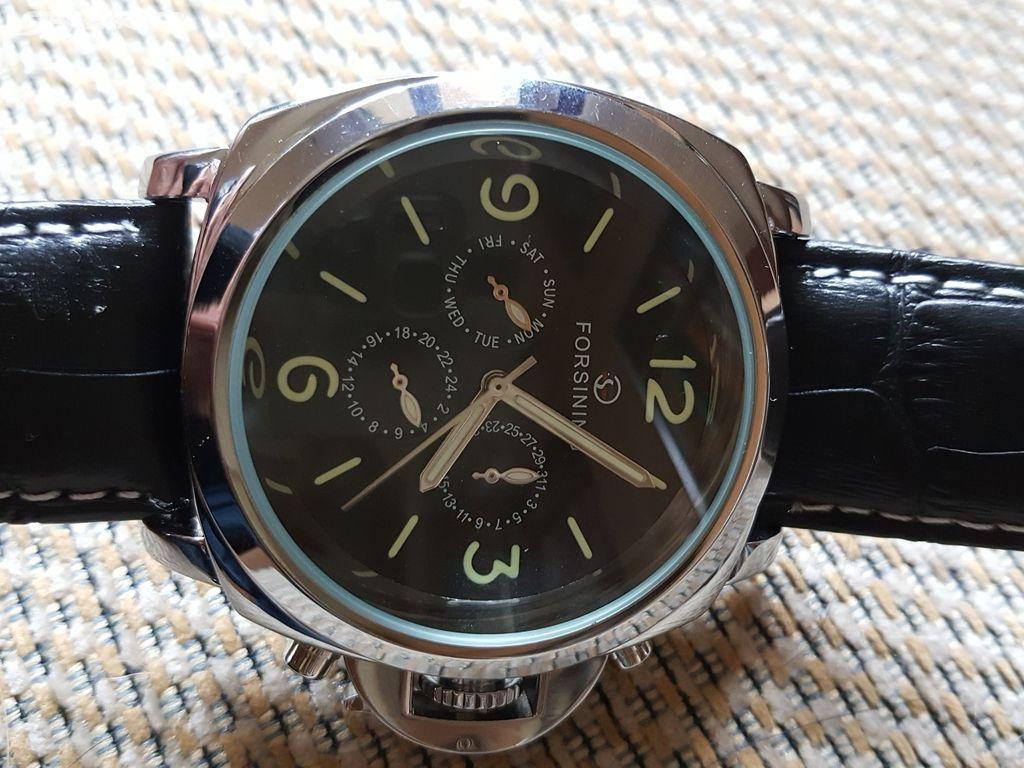 509690ecd37 Pánské hodinky - velké - Dubí