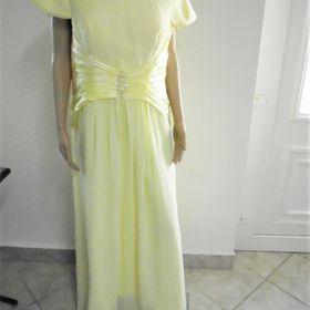 Dámské společenské šaty velikost 46 dovoz Anglie. Inzerát byl odebran z  oblíbených. e8d9041481