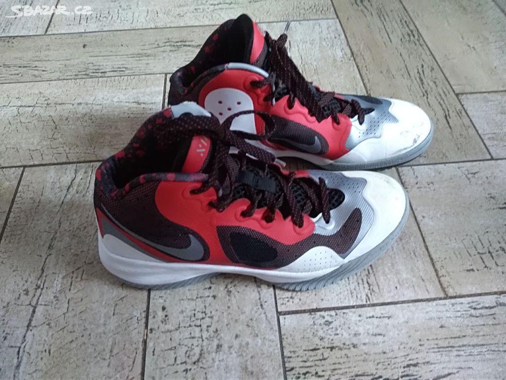 Basketbalová obuv Nike - Velichovky c9e5a59edf