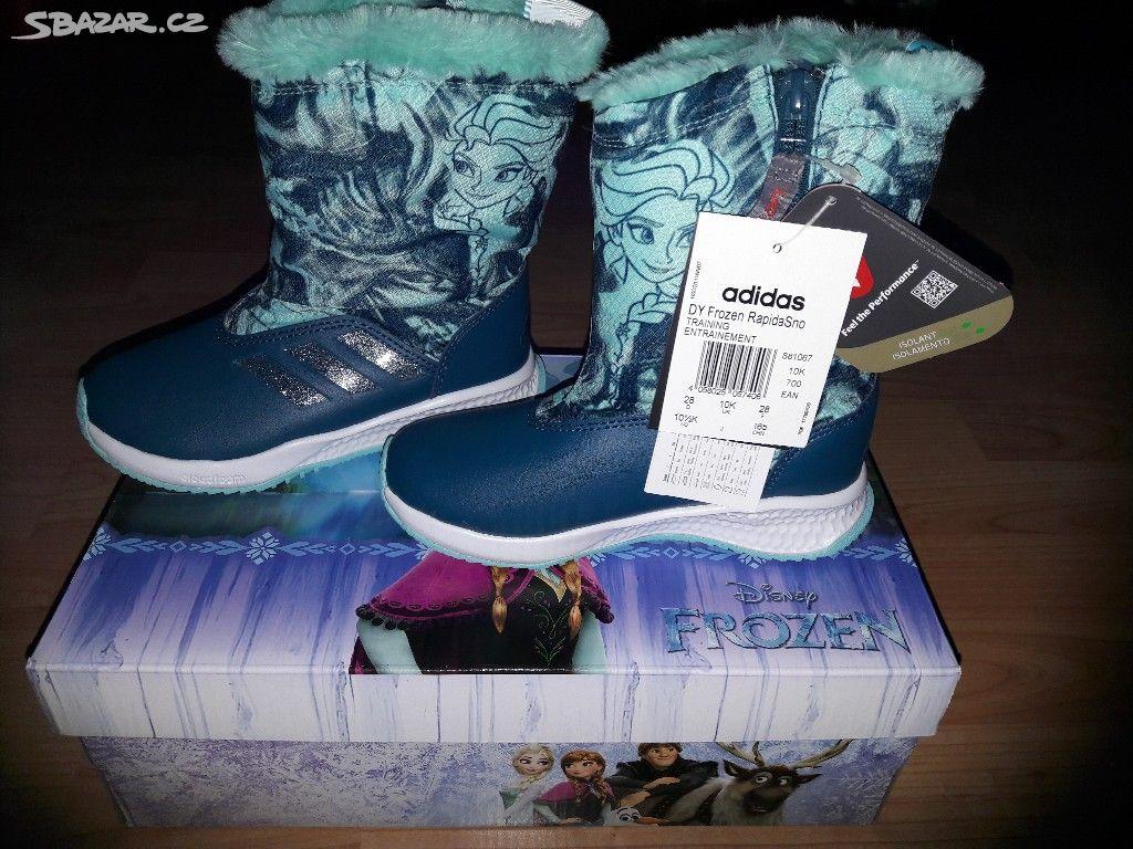 zimní boty Frozen - Praha - Sbazar.cz 827c10c281
