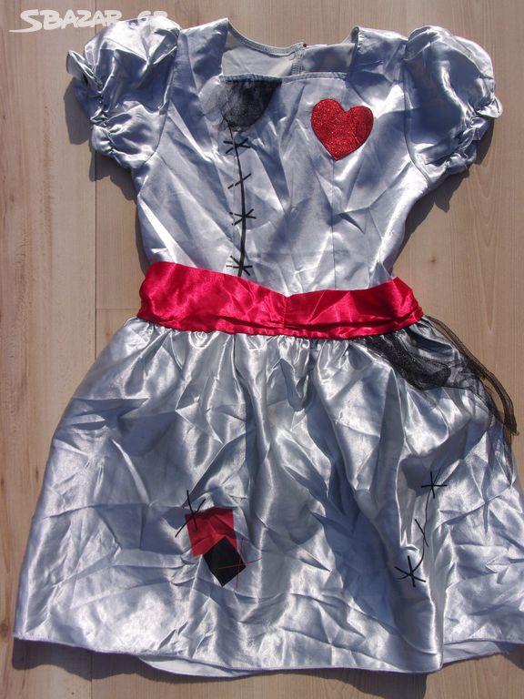karnevalový kostým ŠATY ZOMBIE e38b6c5daa3