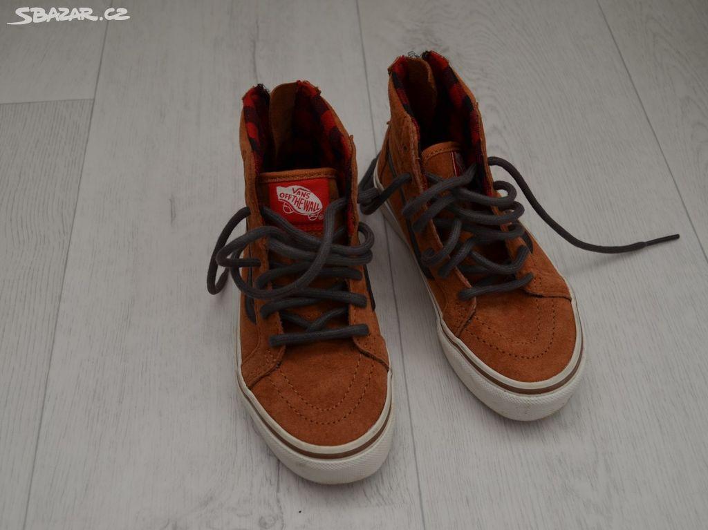 Boty dětské Vans b5b5e36621
