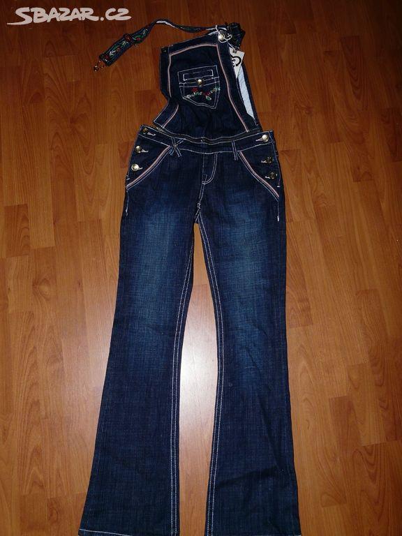 8018a47958b Prodám nové dámské džíny-zahradníky Luxirie by LRG - Havířov ...