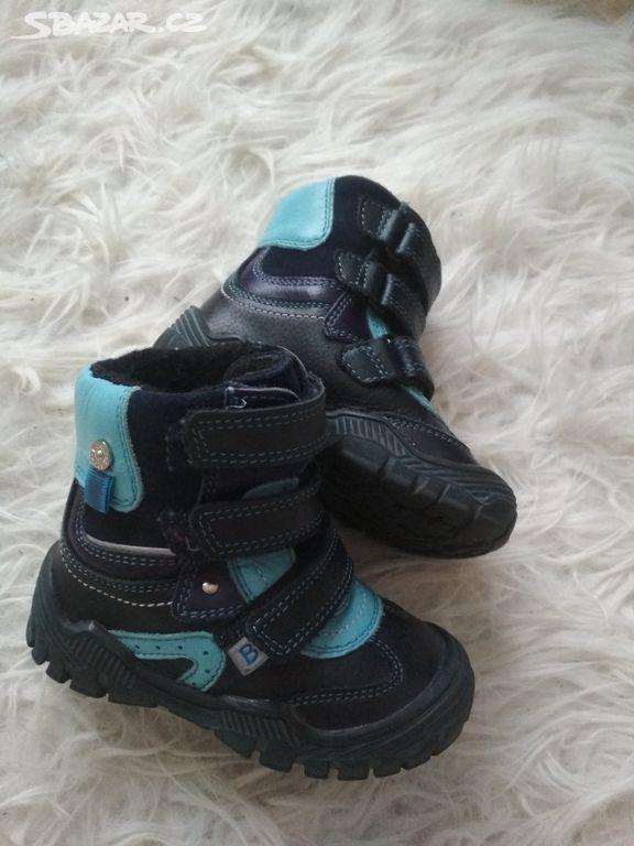 Zimní boty 21 - Zbýšov f45bb9bb3c