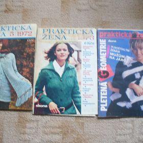 26ea841807b Inzeráty praktická žena - Časopisy bazar - Sbazar.cz
